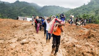 Ινδονησία: Νεκροί και δεκάδες αγνοούμενοι από κατολίσθηση στην Ιάβα