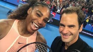 Σερένα Γουίλιαμς VS Ρότζερ Φέντερερ: Ο αγώνας των 43 Grand Slam