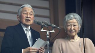 Η τελευταία δημόσια εμφάνιση του Ιάπωνα αυτοκράτορα Ακιχίτο πριν παραιτηθεί
