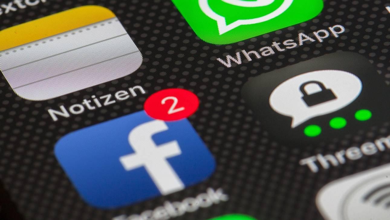 Έρχεται μεγάλη αλλαγή στο Messenger του Facebook: Τι είναι το dark mode