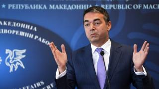 Ντιμιτρόφ: Η Συμφωνία των Πρεσπών είναι η καλύτερη δυνατή λύση για πΓΔΜ και Ελλάδα