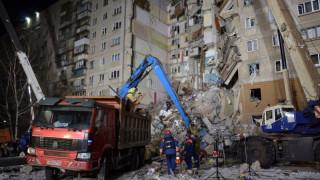 Κατάρρευση πολυκατοικίας στη Ρωσία: Αυξάνονται οι νεκροί -  Συνεχίζονται οι έρευνες για αγνοούμενους
