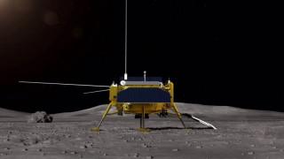 Ιστορικό διαστημικό επίτευγμα: Η Κίνα πάτησε πρώτη στη «σκοτεινή» πλευρά του φεγγαριού