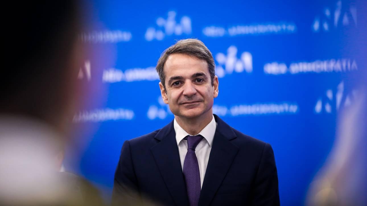 Μητσοτάκης: Καλώ τις δημοκρατικές δυνάμεις να αποτρέψουμε την επιχειρούμενη θεσμική εκτροπή