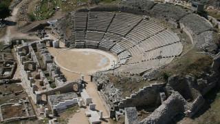 Οι αρχαιολογικοί θησαυροί των Φιλίππων ταξιδεύουν στη Νέα Υόρκη