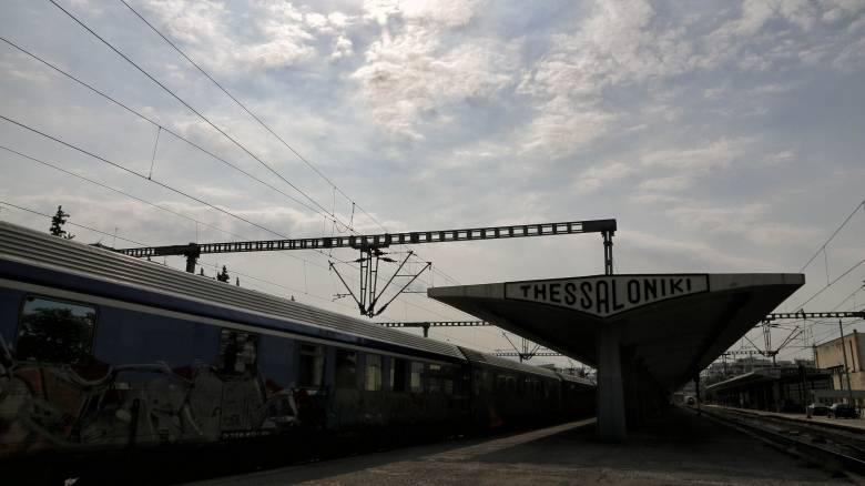 Θεσσαλονίκη: Προβλήματα σε δρομολόγια τρένων