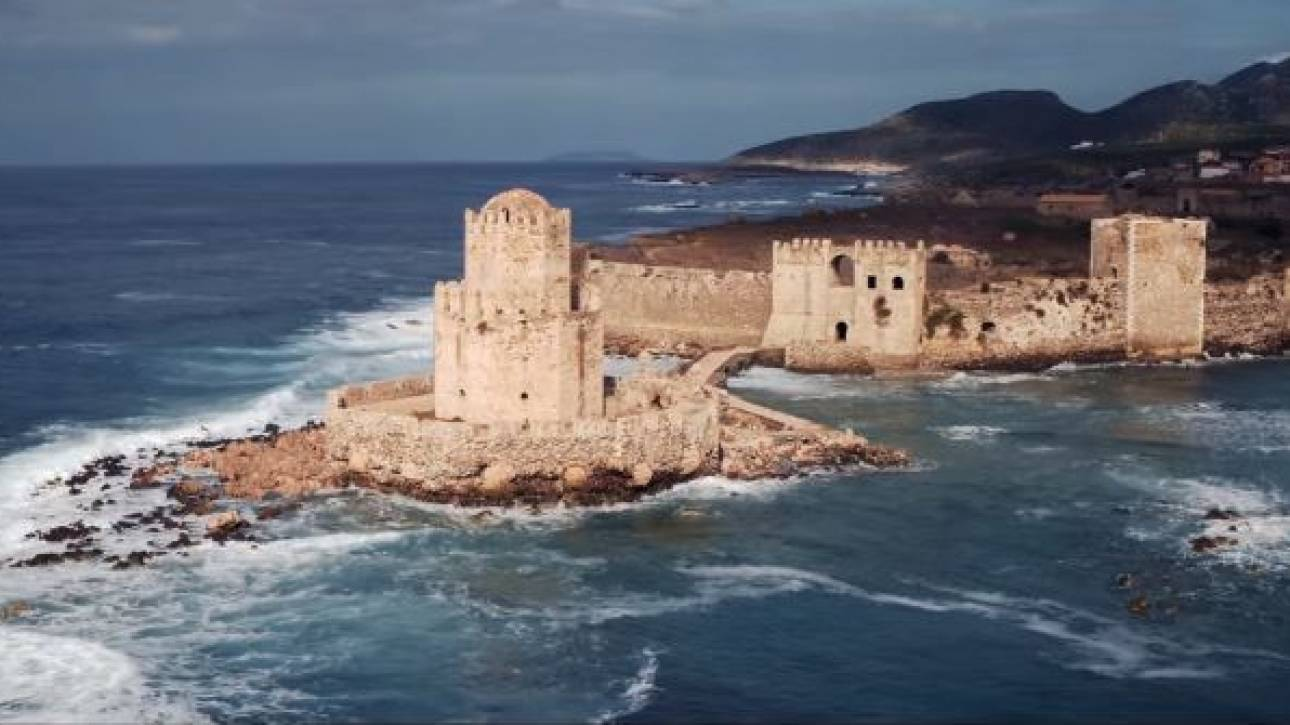 Αποτέλεσμα εικόνας για Κάστρο Μεθώνης