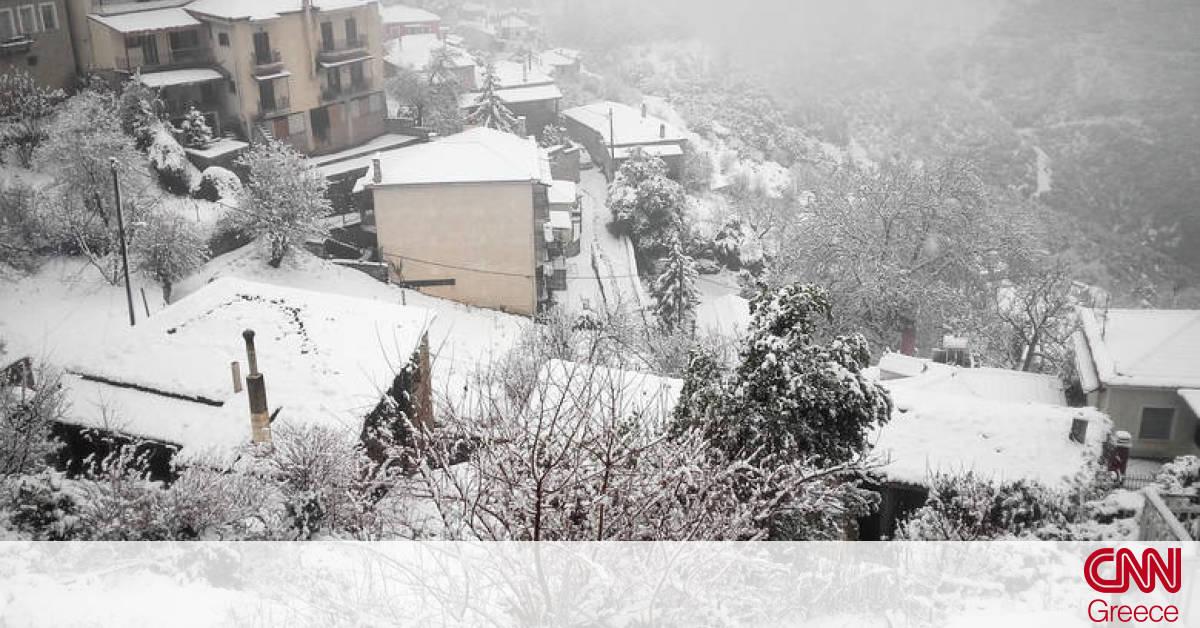 8b4a47348eaa Σοφίας - Στα «λευκά» με δριμύ ψύχος και χιόνια μέχρι το Σάββατο η χώρα -  CNN.gr