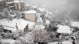 Καιρός: Η επέλαση της… Σοφίας - Στα «λευκά» με δριμύ ψύχος και χιόνια μέχρι το Σάββατο η χώρα