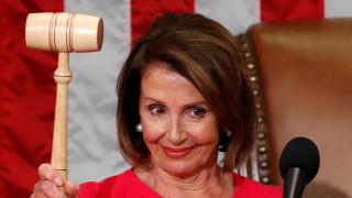 Ιστορική επιστροφή στις ΗΠΑ: Πρόεδρος της Βουλής των Αντιπροσώπων η Νάνσι Πελόζι των Δημοκρατικών