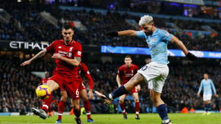 Μάντσεστερ Σίτι - Λίβερπουλ 2-1: «Φωτιά» στην κορυφή της Premier League (pics&vid)