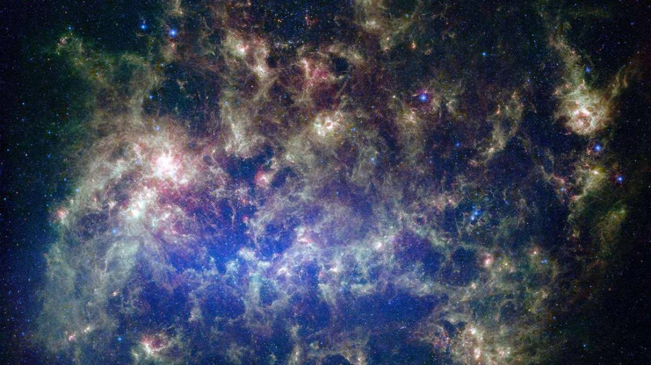 Το Μέγα Νέφος του Μαγγελάνου θα συγκρουστεί με τον γαλαξία μας - Σε κίνδυνο το ηλιακό μας σύστημα