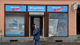 Γερμανία: Έκρηξη σε γραφείο του ακροδεξιού AfD το βράδυ της Πέμπτης