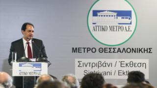 Σπίρτζης στους επικριτές του Μετρό Θεσσαλονίκης: Καλή φώτιση