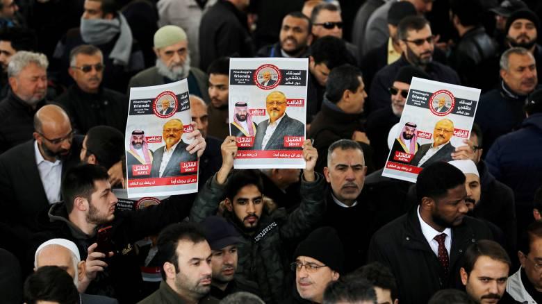 «Ανεπαρκής» για τον ΟΗΕ η δίκη για τη δολοφονία Κασόγκι