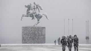 Η «Σοφία» έβαλε στην… κατάψυξη την Ελλάδα: Αγριεύει ακόμα περισσότερο ο καιρός