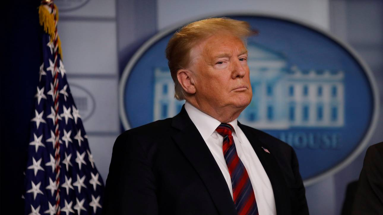 Τραμπ: Πώς μπορείτε να καθαιρέσετε έναν πρόεδρο τόσο επιτυχημένο όσο εγώ;