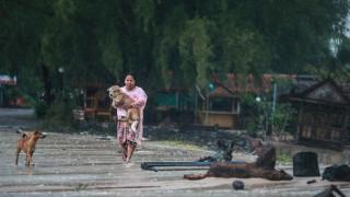 Ταϊλάνδη: Εκατοντάδες τουρίστες παραμένουν εγκλωβισμένοι εξαιτίας της τροπικής καταιγίδας Παμπούκ