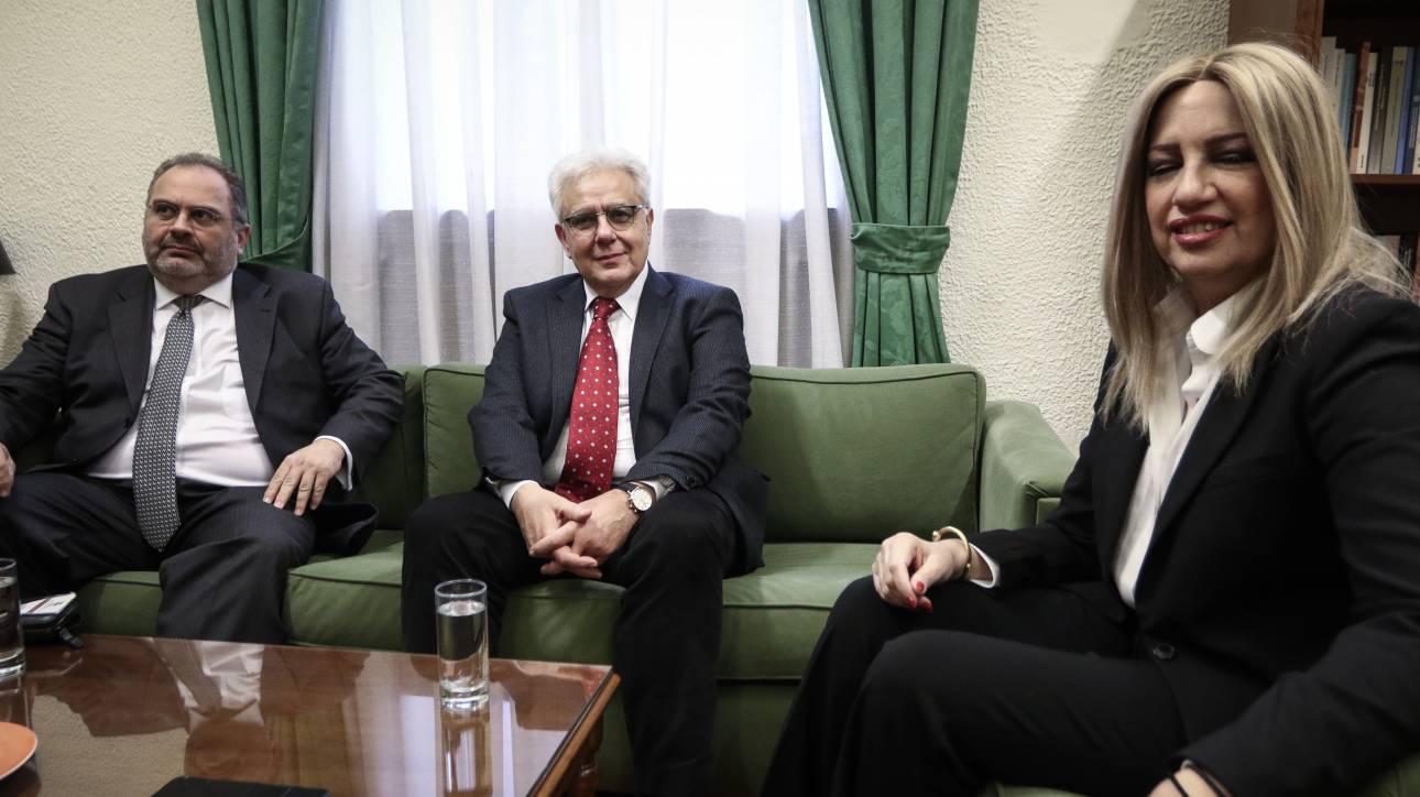 Υπόθεση Novartis: Πολιτική διαμάχη ΣΥΡΙΖΑ - Γεννηματά για την ανεξαρτησία της Δικαιοσύνης