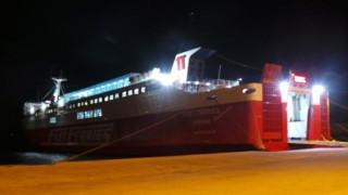 Κακοκαιρία: Συναγερμός σε πλοίο με 686 επιβάτες έξω από την Άνδρο - Επιστρέφει στη Ραφήνα