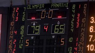 Ολυμπιακός – Παναθηναϊκός ΟΠΑΠ 79-65: «Ποδαρικό» με το δεξί και «γροθιά» στο στομάχι