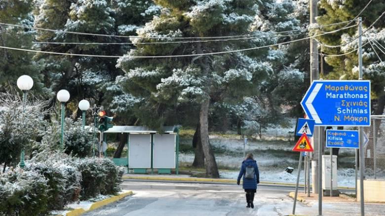 Καιρός - Καθηγητής προειδοποιεί για νέο ισχυρό χιονιά στη χώρα μας – Πότε θα «χτυπήσει»