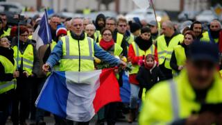 «Κίτρινα γιλέκα»: Κατεβαίνουν στους δρόμους της Γαλλίας για την πρώτη κινητοποίηση του έτους