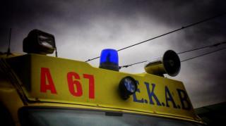 Κόρινθος: Τροχαίο με πέντε τραυματίες – Σοβαρά ένα παιδί