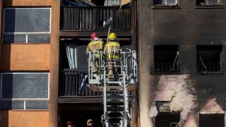 Φονική πυρκαγιά σε πολυκατοικία στην Ισπανία
