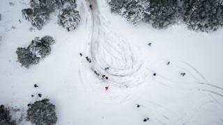 Κακοκαιρία: Περιπέτεια για ζευγάρι που πήγε για ορειβασία και χάθηκε στην Πάρνηθα