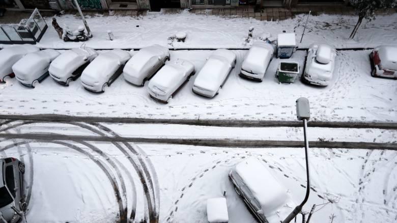 Υποχωρεί η «Σοφία», έρχεται ο «Τηλέμαχος»: Με ήλιο τα Θεοφάνεια, χιόνια από Δευτέρα