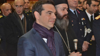 Στη Σαμοθράκη ο Τσίπρας για τον εορτασμό των Θεοφανείων