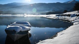 Καιρός: Στην «κατάψυξη» η βόρεια Ελλάδα - Το θερμόμετρο έπεσε στους -19 βαθμούς