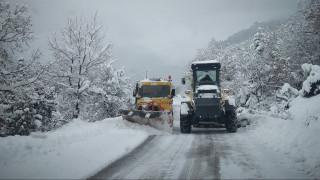 Νέο έκτακτο δελτίο επιδείνωσης του καιρού: Έρχονται χιόνια και πολικές θερμοκρασίες
