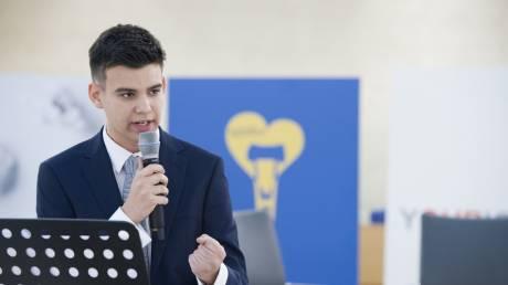 Κ. Παπαχρήστου: Ο 17χρονος Θεσσαλονικιός που εκπροσωπεί τους νέους στον ΟΗΕ