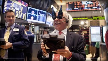 Ο «Αϊνστάιν» της Γουόλ Στριτ: Ο πιο  πολυφωτογραφημένος επενδυτής του χρηματιστηρίου της Νέας Υόρκης