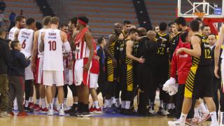 Ολυμπιακός – ΑΕΚ 101-75: Με φόρα από τον Παναθηναϊκό «πάτησε» την «Ένωση»