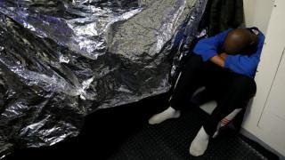 Τραγική η κατάσταση για τους μετανάστες που παραμένουν σε πλοίο ανοικτά της Μάλτας