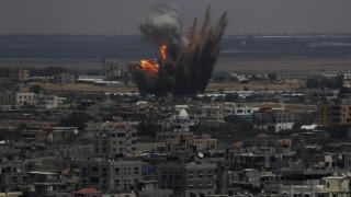 Το Ισραήλ έπληξε δύο θέσεις της Χαμάς στη Γάζα