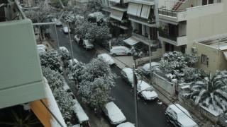 Καιρός: Ο «Τηλέμαχος» φέρνει χιόνια και στο κέντρο της Αθήνας – Πού θα χιονίσει τις επόμενες ώρες