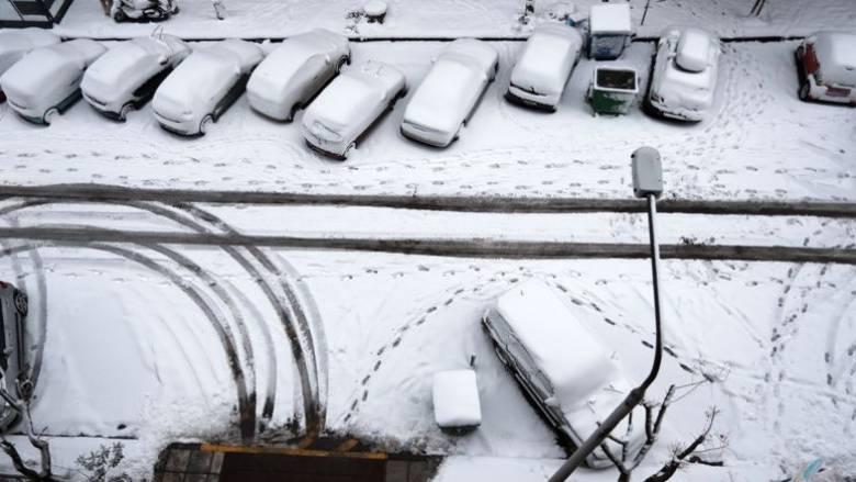 Καιρός – Ο «Τηλέμαχος» σκεπάζει τη χώρα: Πού έδειξε - 17 βαθμούς - Πότε θα χιονίσει στην Αθήνα