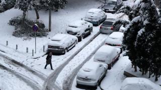 Καιρός - Πού θα χτυπήσει ο «Τηλέμαχος»: Πότε θα χιονίσει στο κέντρο της Αθήνας - Δείτε το χάρτη