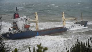 Βυθίστηκε φορτηγό πλοίο ανοικτά της Τουρκίας – Αρκετοί νεκροί