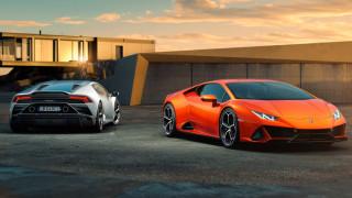 Η Evo είναι η ανανεωμένη Lamborghini Huracan με υψηλή τεχνολογία, 640 ίππους και τελική 325 χλμ/ώρα