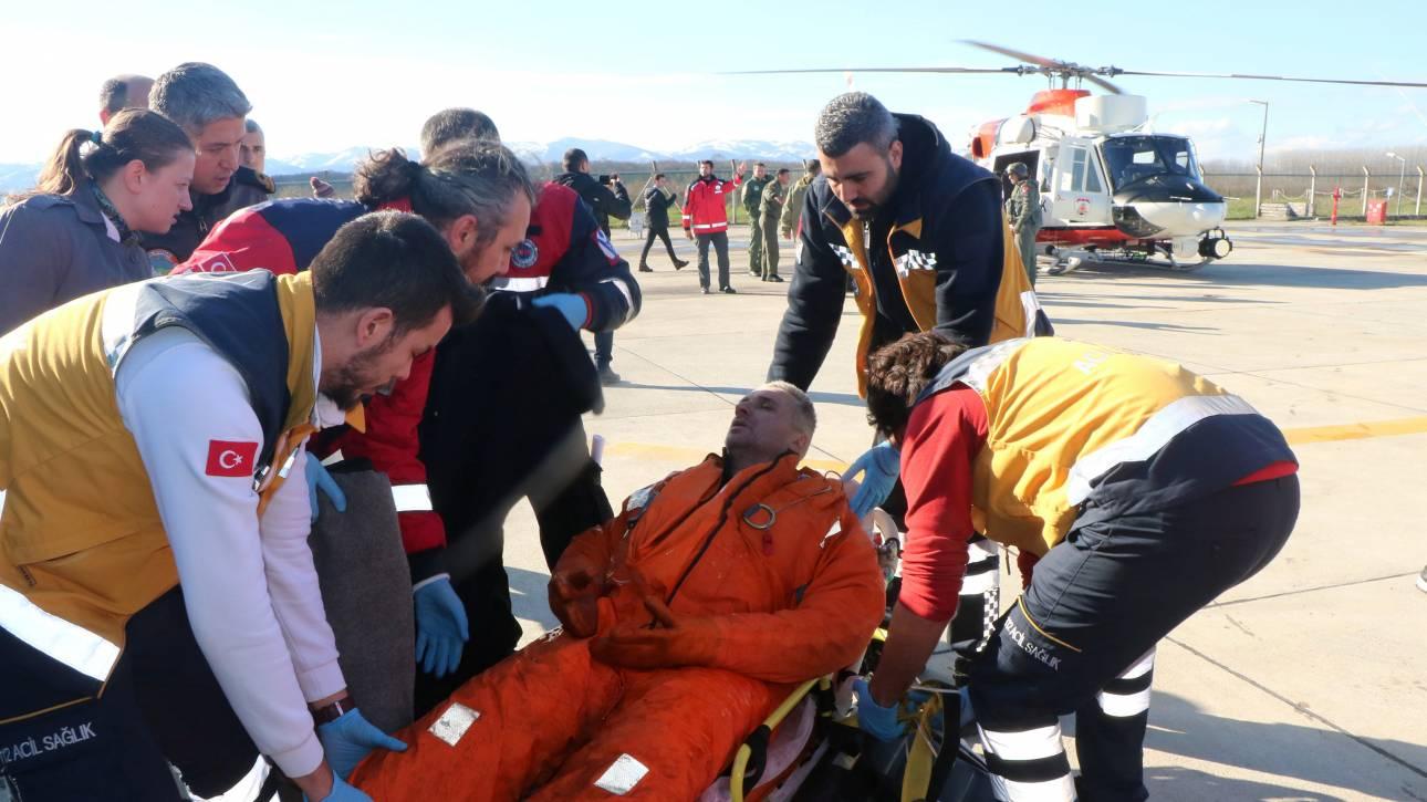 Στους έξι νεκροί από το ναυάγιο στα ανοιχτά της Τουρκίας