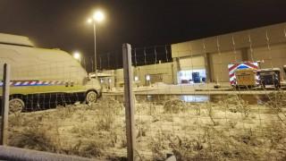 Έφτασε ο «Τηλέμαχος»: Χιονίζει και στα βόρεια προάστια