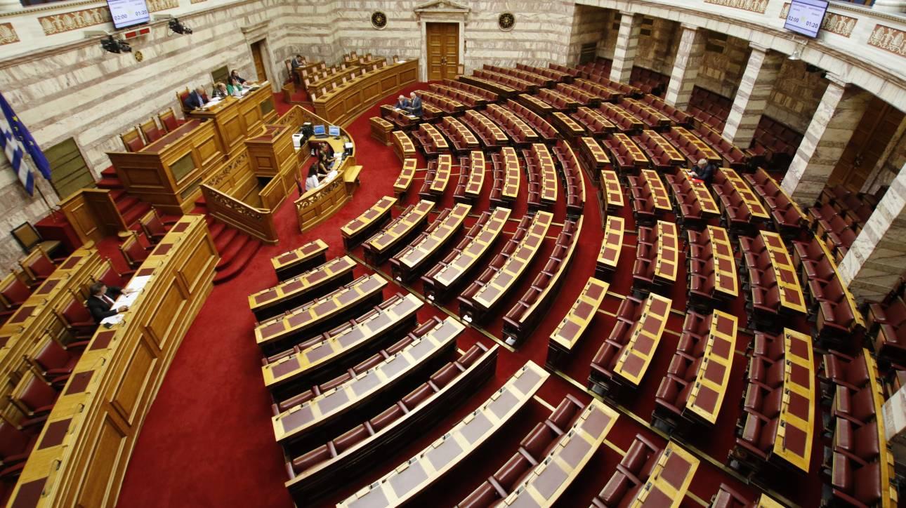 Κατατέθηκε στη Βουλή η τροπολογία για την αναβάθμιση των F-16 από τις ΗΠΑ