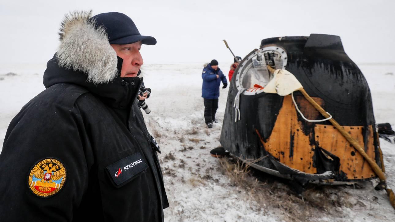 NASA: Γερουσιαστές ζήτησαν την ακύρωση της επίσκεψης του επικεφαλής της Roscosmos