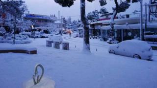 Χιόνια στην Αθήνα - Κλειστοί δρόμοι, κλειστά σχολεία - Πού θα χιονίσει τις επόμενες ώρες