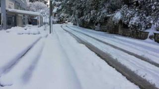 Καιρός – «Τηλέμαχος»: Ο χιονιάς σκέπασε τη χώρα – Πού έδειξε -21 βαθμούς βαθμούς Κελσίου